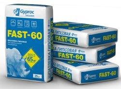 Шпатлевка Gyproc Fast-60