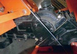 RedVerg Бурлак сцепление коробка передач шестерни рычаг