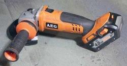 AEG BEWS 18–125X
