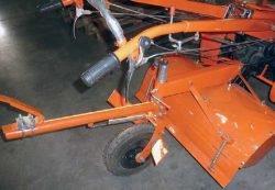 RedVerg Бурлак сиденье сошник кресло