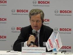 Хансъюрген Оверштольц Bosch Бош