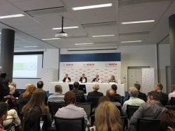 Пресс-конференция Bosch 2016