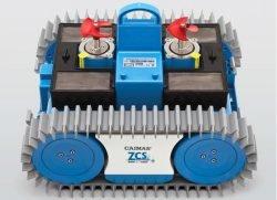 Caiman NemH2O, Nemo – беспроводной робот для чистки бассейнов. Турбины, бункеры, фильтры