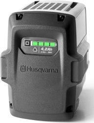 Husqvarna BLi80/ BLi150 – аккумуляторы Li-Ion, 36 В, 2,1/ 4,2 А*ч