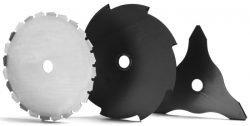 Металлические ножи (диски) Husqvarna для триммеров и мотокос