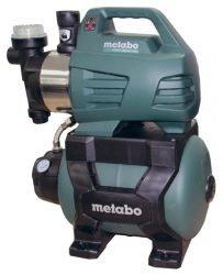 Metabo HWWI 3500/25, 4500/25 Inox - автоматические насосные станции