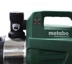 Metabo HWWI 3500/25, 4500/25 Inox - автоматические насосные станции. Панель управления