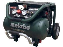 Metabo Power 400-20 W OF – компрессор поршневой одноступенчатый безмасляный