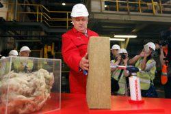 Rockwool 10 лет завод в Выборге