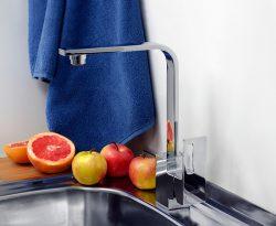 WasserKraft Alme 1500 смеситель для мойки однозахватный