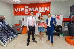 Программа Viessmann Profi из г. Челябинск