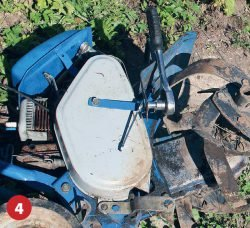 Крот культиватор двигатель