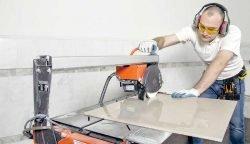 резка керамонранита плиткорез цена