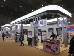 Выставка CIHS 2015 Шанхай Германия экспозиция China International Hardware Show