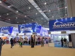Выставка CIHS 2015 Шанхай Тайвань экспозиция China International Hardware Show