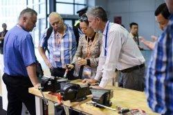 Выставка CIHS 2015 Шанхай иностранные посетители иностранцы China International Hardware Show