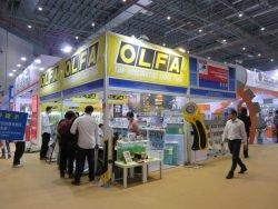 Выставка CIHS 2015 Шанхай Olfa нож Китай China International Hardware Show
