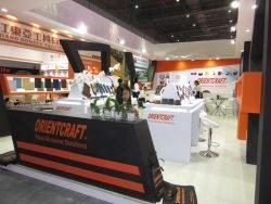 Выставка CIHS 2015 Шанхай OrientCraft абразивные ленты круг бумага материал Китай China International Hardware Show
