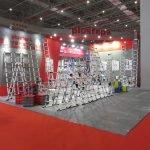 Выставка CIHS 2015 Шанхай Plusteps лестницы стремянки Китай China International Hardware Show