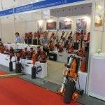 Выставка CIHS 2015 Шанхай Chengxiang алмазное сверление установки Китай China International Hardware Show
