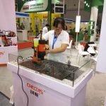 Выставка CIHS 2015 Шанхай CHtools станки сверлильные компактные Китай China International Hardware Show