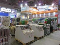 Выставка CIHS 2015 Шанхай Everwin ограждения покрытия пластиковые Китай China International Hardware Show