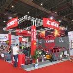 Выставка CIHS 2015 Шанхай Kende инвертор пушки тепловые сварочное оборудование Китай China International Hardware Show