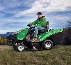 Caiman Comodo 2WD, 4WD - садовые тракторы