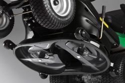 Caiman Comodo 2WD, 4WD - садовые тракторы. Дека UniDeck