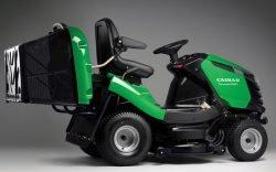 Caiman Comodo 2WD, 4WD - садовые тракторы. Гидростатическая трансмиссия