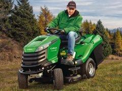 Caiman Comodo 2WD, 4WD - садовые мини-тракторы
