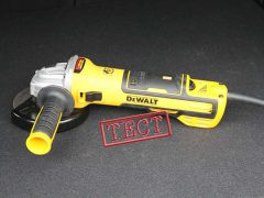 DeWALT DWE4357-QS отзывы УШМ
