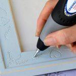 Гравер Dremel Engraver: рамка для фотографии. Вырезаем мелкие элементы