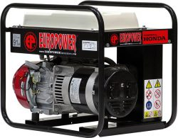 Europower EP3300 генератор мини электростанция бензиновая Астари