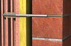 Fischer VBS 8 - инъекционный химический анкер для ремонта облицовочной кладки