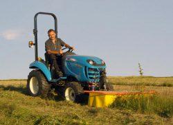 LS J23 Geer/ HST - мини-тракторы