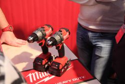 Milwaukee M18 Fuel шуруповерт второе поколение первое конференция 2016 Прага
