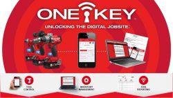Milwaukee One Key управление инструмент складской учет получение отчет аккумуляторный конференция 2016 Прага