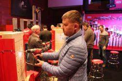 Milwaukee M18B9 M12B6 аккумулятор 9 6 Ач А ч инструмент конференция 2016 Прага