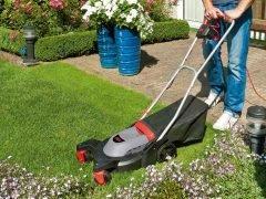 Skil 0711 RA Urban Mower - электрическая ротационная косилка