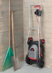Skil 0711 RA Urban Mower - электрическая газонокосилка. Хранение