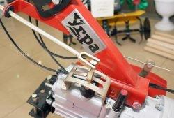 Угра НМБ1-1H2 - мотоблок КАДВИ. Рычаг переключения передач с тягой