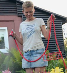 YoYo Fitt шланг садовый