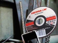 Herman абразивы отрезные круги диски