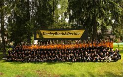 StanleyBlack&Decker конференция 2016 DeWALT