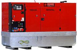 EPSR150TDE арендный генератор Астари