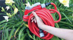 YoYo Fitt растягивающийся садовый шланг