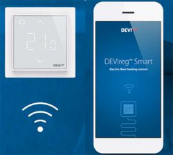 Терморегулятор DeviReg Smart управление со смартфона