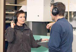 Коммуникационные наушники 3М тест
