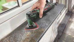 Bosch PMF шлифование реноватор